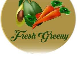 Nro 9 kilpailuun Design a Logo for our Vegetable shop käyttäjältä Mamduh9