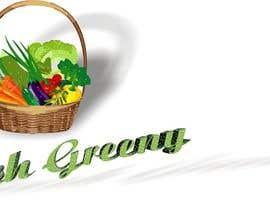 Nro 16 kilpailuun Design a Logo for our Vegetable shop käyttäjältä s4u311