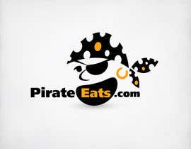 "nº 11 pour Design a Logo for ""Pirate"" themed food blog. Argggh! par wavyline"