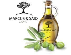 Nro 70 kilpailuun Design a Logo for an olive oil brand käyttäjältä AANEE27