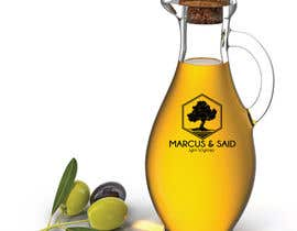 Nro 44 kilpailuun Design a Logo for an olive oil brand käyttäjältä lucianoluci657