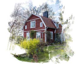 #8 for Design a picture with a typical Swedish house and surroundings by STARK2016