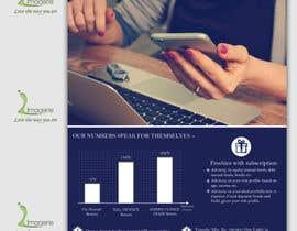 Nro 17 kilpailuun Design a Brochure -- 2 käyttäjältä ksaurav75