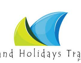 #5 untuk Design a Logo for travel company 'Grand Holidays Travel Pvt. Ltd.' oleh nextstep789123