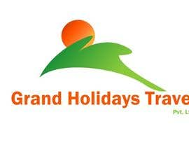 #40 untuk Design a Logo for travel company 'Grand Holidays Travel Pvt. Ltd.' oleh smahsan11