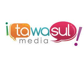 #217 for Logo Design for Tawasul Media af Grupof5