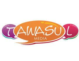 #270 for Logo Design for Tawasul Media af Grupof5
