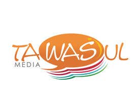 #265 for Logo Design for Tawasul Media by Grupof5