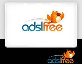 #119 for Realizzare un Logo per Adsl Free by pinky
