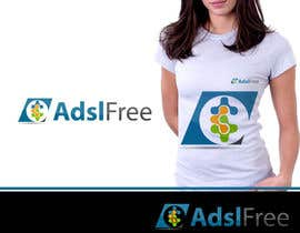 #144 for Realizzare un Logo per Adsl Free by csdesign78