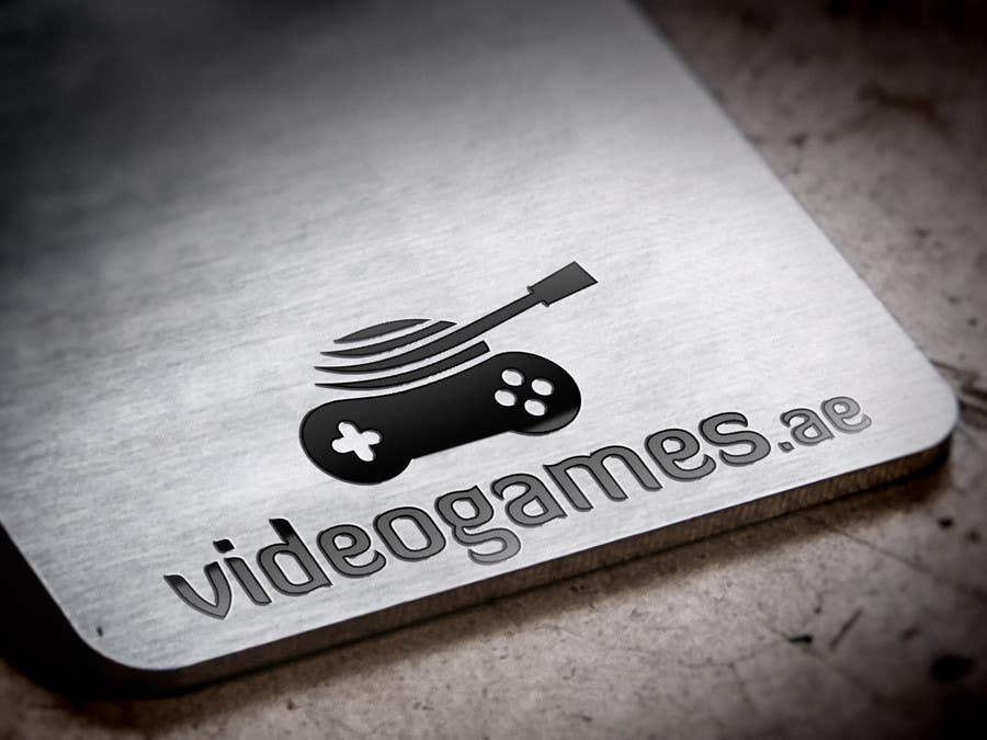 #254 for Design a Logo for videogames.ae by Creatiworker