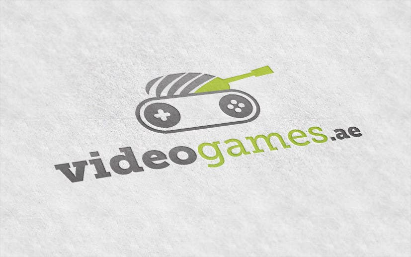#256 for Design a Logo for videogames.ae by Creatiworker