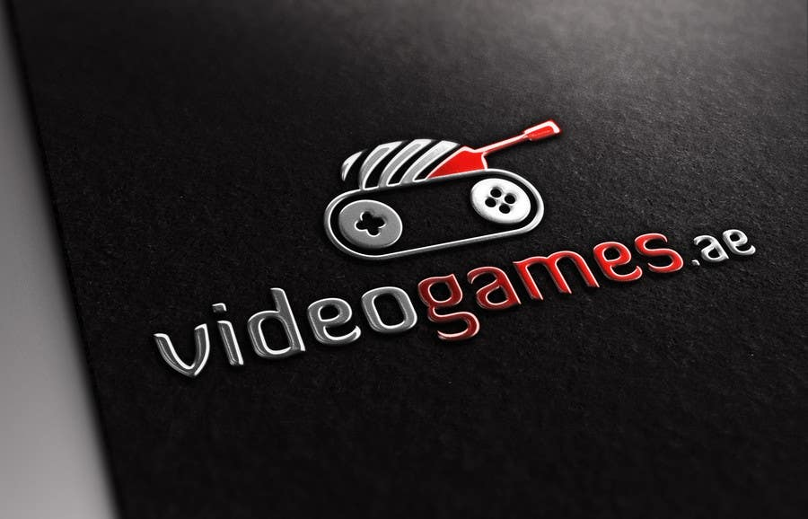 #312 for Design a Logo for videogames.ae by Creatiworker
