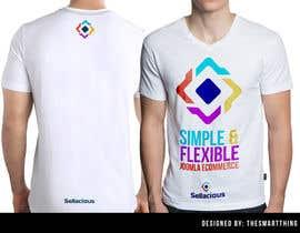 TheSmartThing tarafından Design a T-Shirt için no 45