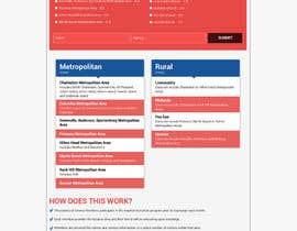 Nro 5 kilpailuun Design a Website Page (wordpress) käyttäjältä saidesigner87