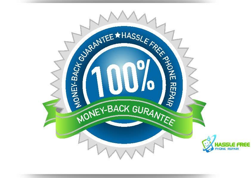 Proposition n°64 du concours Design a money back guarantee Logo.