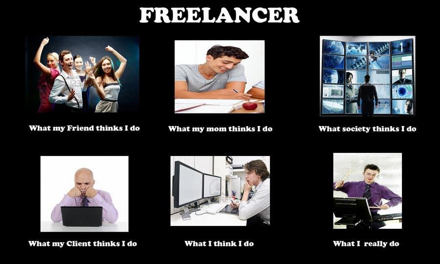 Bài tham dự cuộc thi #1 cho Graphic Design for What a Freelancer does!