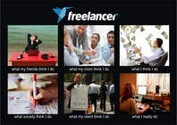 Graphic Design Contest Entry #128 for Graphic Design for What a Freelancer does!