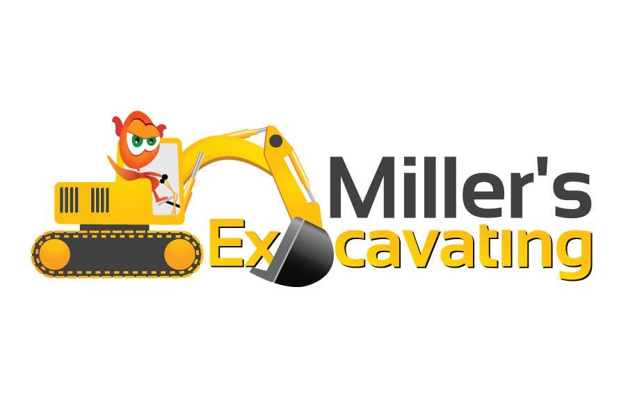 Konkurrenceindlæg #7 for Logo Design for an Excavator company