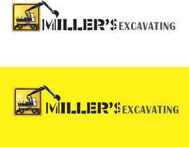 lozanojade10 tarafından Logo Design for an Excavator company için no 17