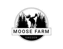 winkeltriple tarafından Design a Logo for a Moose Farm için no 45