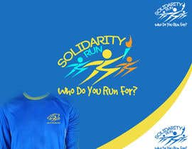#6 for Design a Logo for Solidarity Run af zapanzajelo