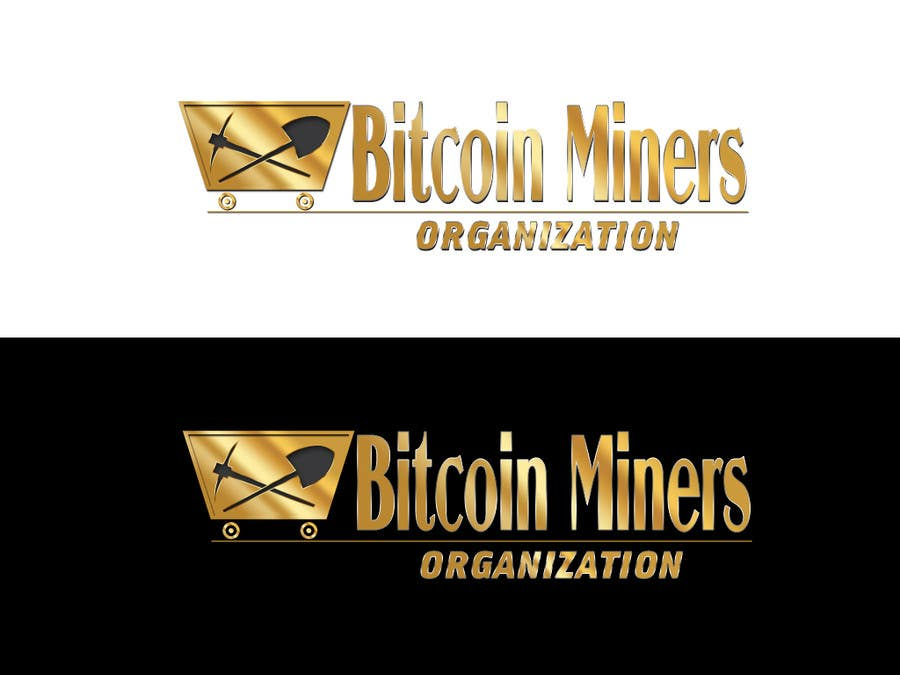 #24 for Logo and banner for Bitcoin Miners Organization by atomixvw