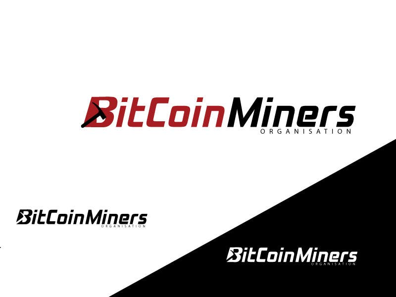 #16 for Logo and banner for Bitcoin Miners Organization by manishb1