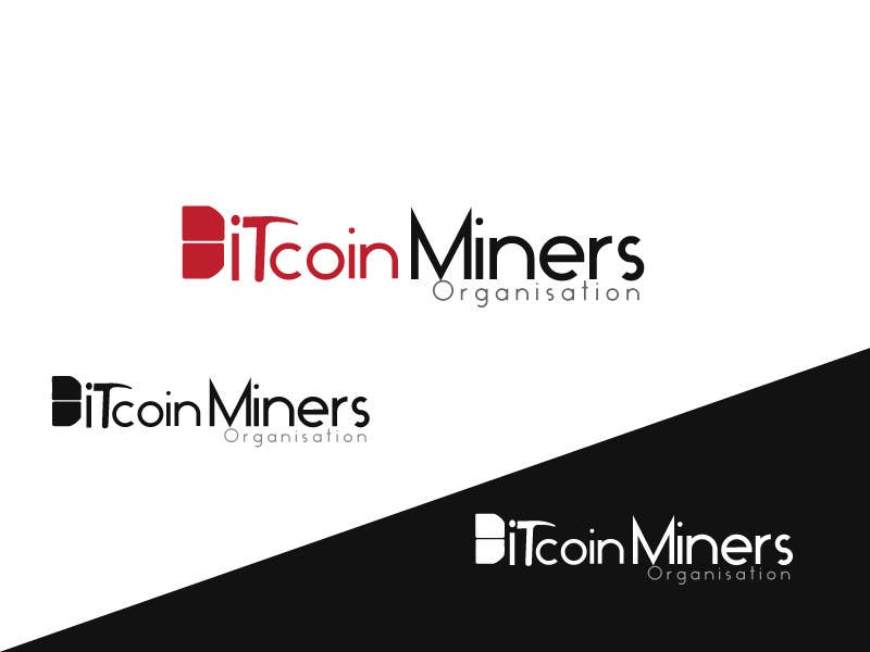 #17 for Logo and banner for Bitcoin Miners Organization by manishb1