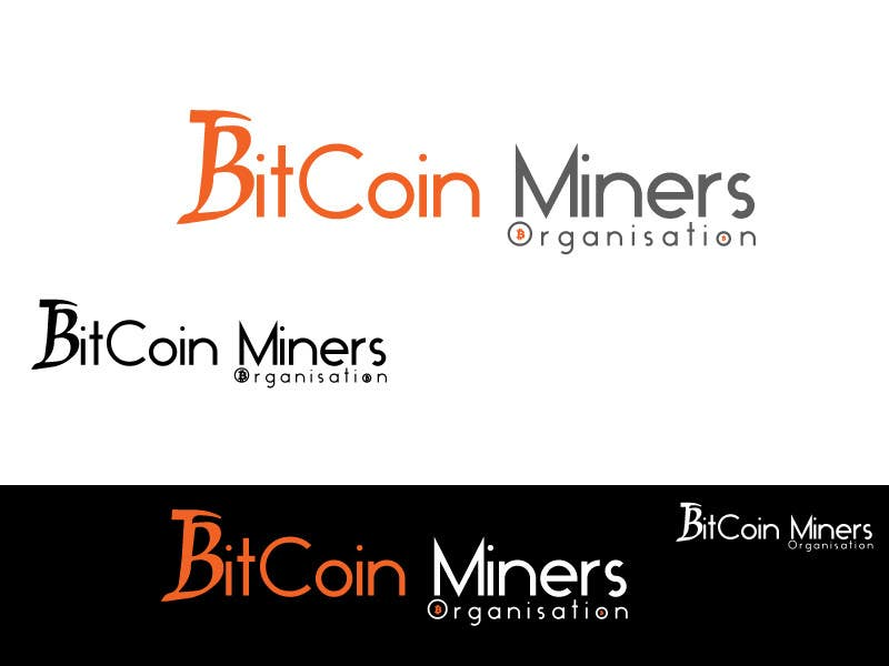 #25 for Logo and banner for Bitcoin Miners Organization by manishb1