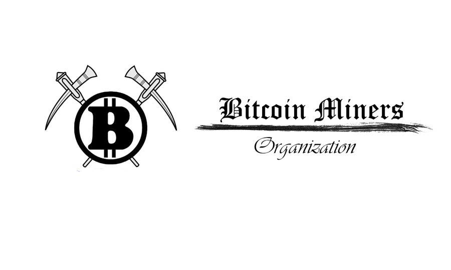 #20 for Logo and banner for Bitcoin Miners Organization by Catadox