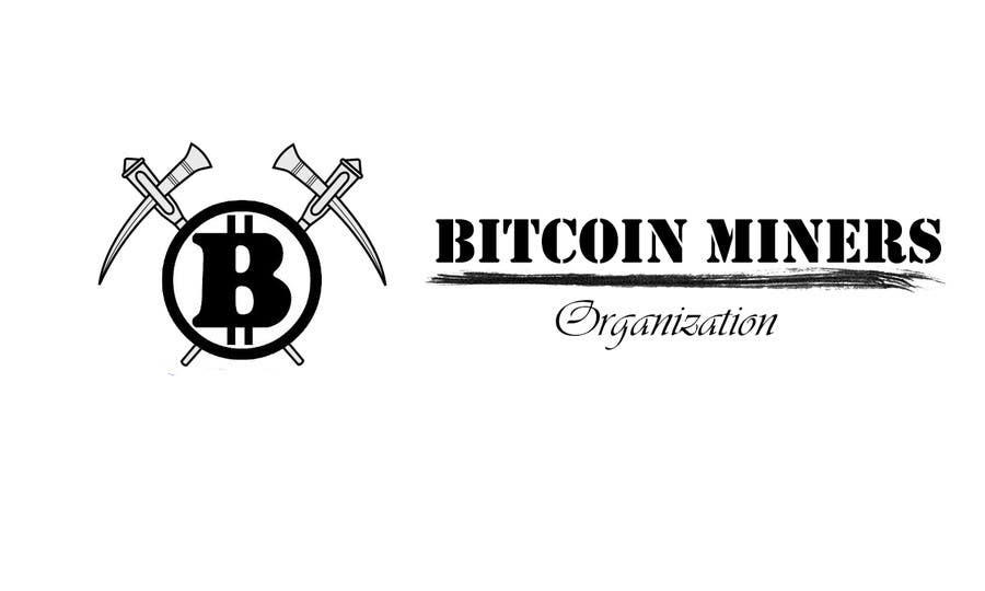 #21 for Logo and banner for Bitcoin Miners Organization by Catadox