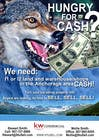 Contest Entry #4 for Wanted flyer for commercial property