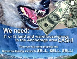 #4 for Wanted flyer for commercial property by Spector01