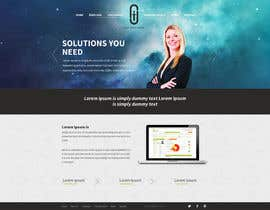 #8 para Design a Website Mockup for IT Company por tania06