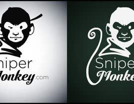 #43 for Design a Logo for SniperMonkey.com  . NEED URGENTLY af tsukasaxen