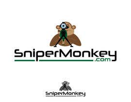#39 for Design a Logo for SniperMonkey.com  . NEED URGENTLY af vladimirsozolins
