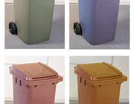 tinukudassanadu tarafından Design a Wheelie Bin in any colour with different views için no 32