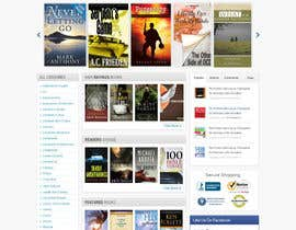 #35 for Design a Website Mockup for BookReview.com by iNoesis