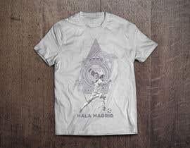 Nro 246 kilpailuun Design a T-Shirt käyttäjältä Amalbasti