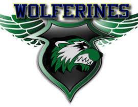 Nro 61 kilpailuun Design a logo for the Wolverines childrens basketball team käyttäjältä dfi7