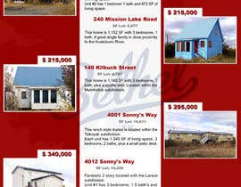 nº 10 pour Homes available for sale in Bethel Alaska par atomixvw