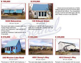 nº 11 pour Homes available for sale in Bethel Alaska par atomixvw