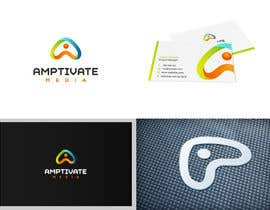 nº 53 pour Design a Logo for Amptivate Media par stoske