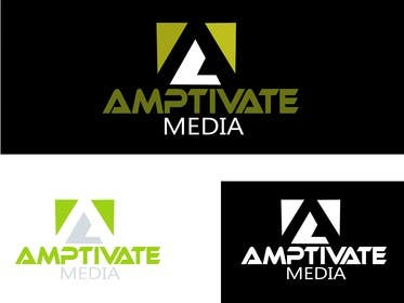 nº 60 pour Design a Logo for Amptivate Media par tfdlemon