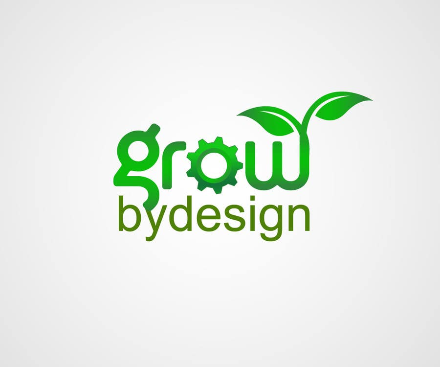 #82 for Design a Logo for Grow By Design by laniegajete