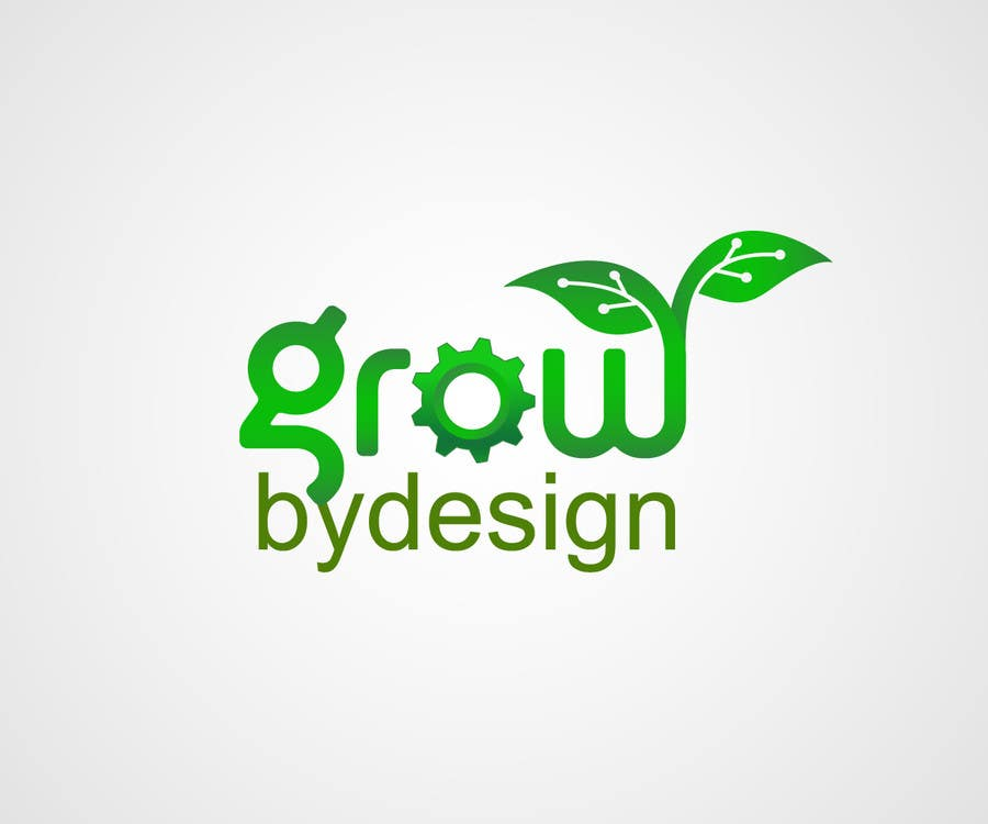 #83 for Design a Logo for Grow By Design by laniegajete
