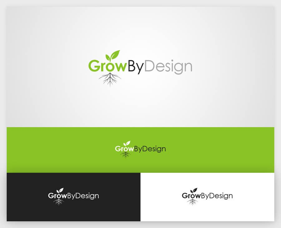 #57 for Design a Logo for Grow By Design by lemuriadesign