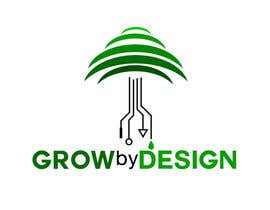 nº 58 pour Design a Logo for Grow By Design par Avillar12