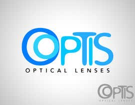 "#50 untuk Design A Logo For Our Optical Lenses Brand "" OPTIS "" oleh nivleiks"